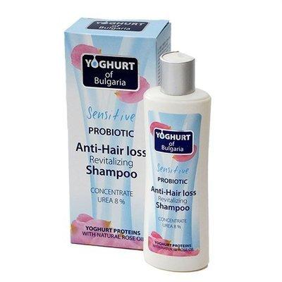 Восстанавливающий шампунь против выпадения волос с пробиотиком Йогурт 230 ml