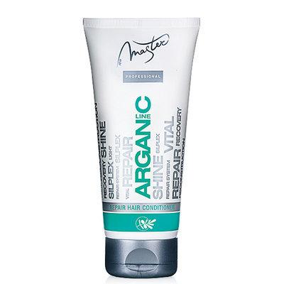 Восстанавливающий Бальзам для волос с аргановым маслом Arganic line Роза Импекс 200 ml