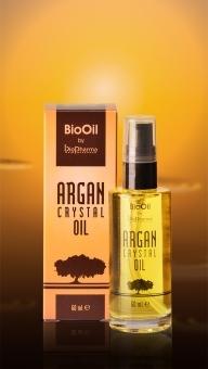 Флюид для волос с аргановым маслом Bio Pharma 60 ml
