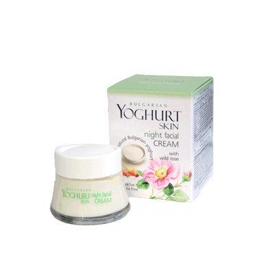 Крем для лица ночной Yoghurt Skin 25+ Arsy Cosmetics 50 ml
