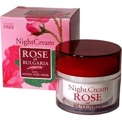 Крем для лица ночной Роза Болгарии 50 ml