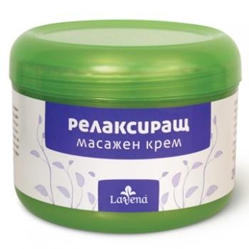 Релаксирующий массажный крем Лавена 240 ml
