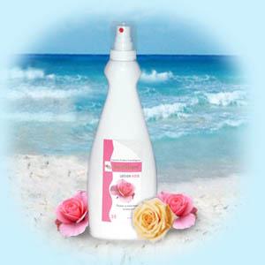 Лосьон для лица и тела Красная Роза SeaStars Природная косметика 500 ml