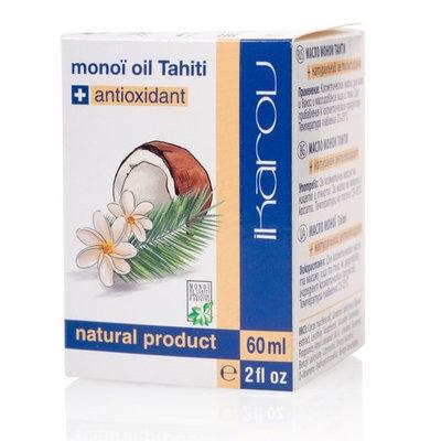 Масло Монои де Таити (таитянской гардении) Икаров 60 ml