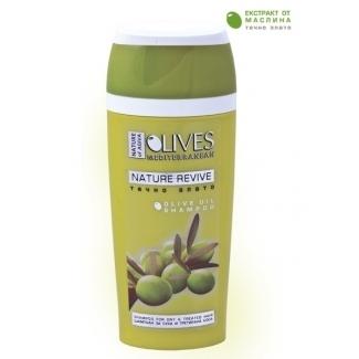 Шампунь для сухих волос Olives Mediterranean Agiva 250 ml