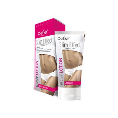 Лосьон для тела с эффектом похудения и увеличением упругости Дева Slim Effect Rubella 200 ml