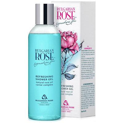 Освежающий гель для душа Bulgarian Rose Signature Spa Болгарская Роза Карлово 200 ml