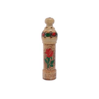 Парфюмированная вода с розовым маслом (0,3%) в деревянном футляре Болгарская Роза Карлово 2 ml