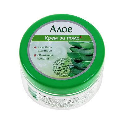 Крем для тела увлажняющий с алоэ Вера Роза Импекс 250 ml
