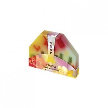Натуральное мыло ручной работы (5 шт) Фрезия Роза Болгарии
