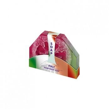 Натуральное мыло ручной работы (5 шт) Италия Роза Болгарии