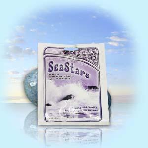 Кристальная морская соль Экстаз SeaStars Природная косметика