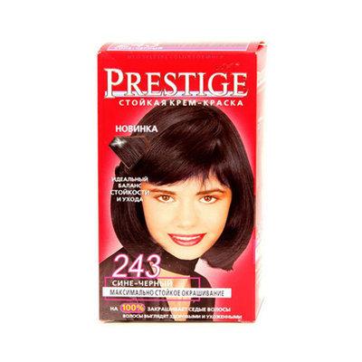 Крем-краска для волос Сине-черный Vip's Prestige Роза Импекс 100 ml