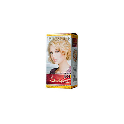 Крем- краска для волос Скандинавский блондин Prestige Deluxe Роза Импекс 140 ml