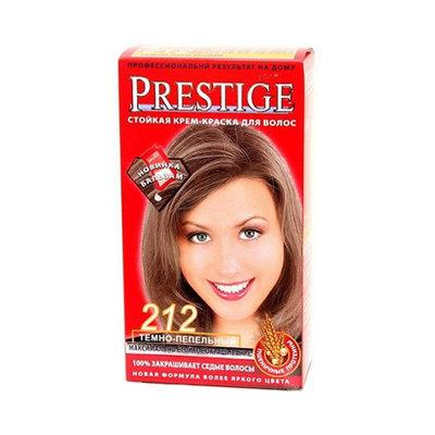 Крем-краска для волос Темно- пепельный Prestige Vip's Роза Импекс 100 ml
