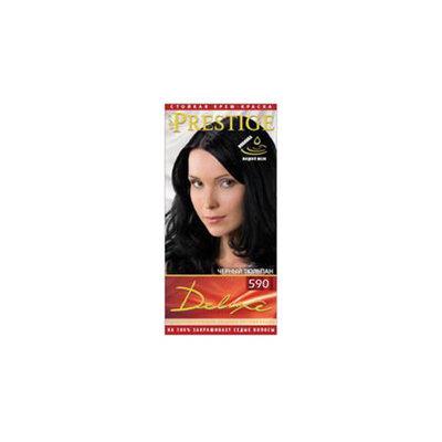 Крем- краска для волос Черный тюльпан Prestige Deluxe Роза Импекс 140 ml