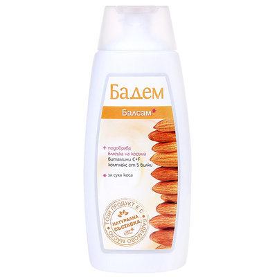 Бальзам для сухих волос Бадем (миндаль) Роза Импекс 200 ml
