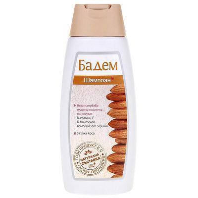 Шампунь для сухих волос Бадем (миндаль) Роза Импекс 250 ml