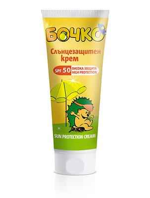 Солнцезащитный крем SPF50 Лавена для детей 75 ml