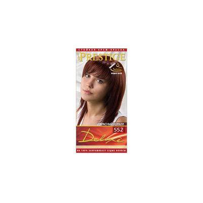 Крем- краска для волос Красный коралл Prestige Deluxe Роза Импекс 140 ml
