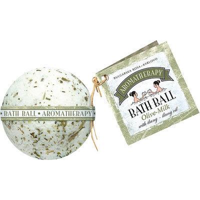 Шарики для ванны Зеленый чай (ароматерапия) Болгарская Роза Карлово 130 gr