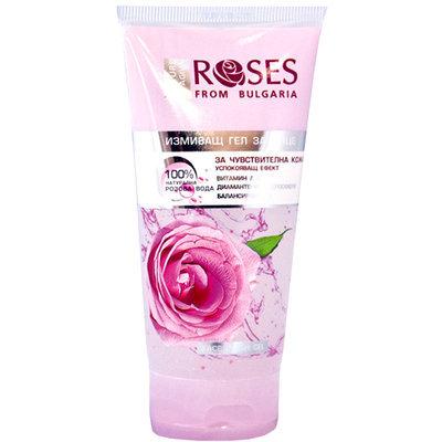 Гель для умывания Розовый эликсир Roses from Bulgaria Agiva 150 ml