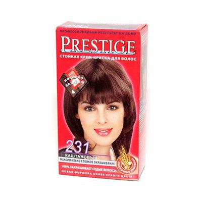 Крем-краска для волос Каштановый Vip's Prestige Роза Импекс 100 ml