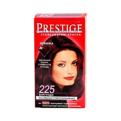 Крем-краска для волос Бургунди Vip's Prestige Роза Импекс 100 ml