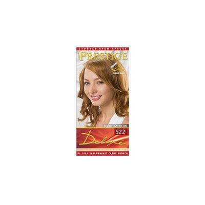 Крем- краска для волос Золотой песок Prestige Deluxe Роза Импекс 140 ml