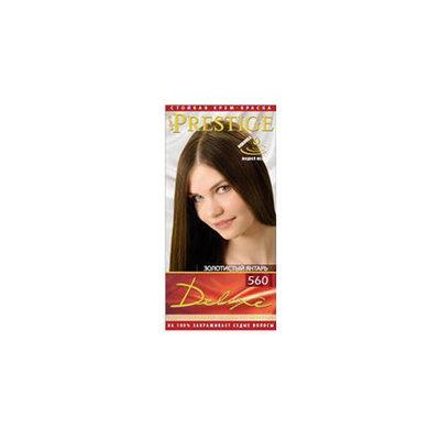 Крем- краска для волос Золотистый янтарь Prestige Deluxe Роза Импекс 140 ml