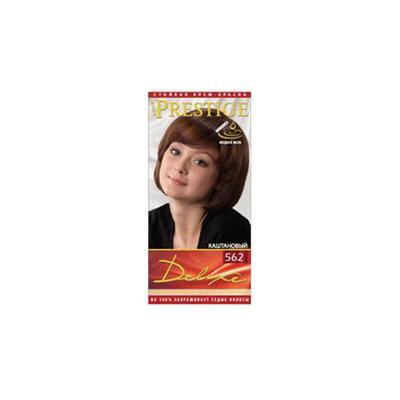 Крем- краска для волос Каштан Prestige Deluxe Роза Импекс 140 ml