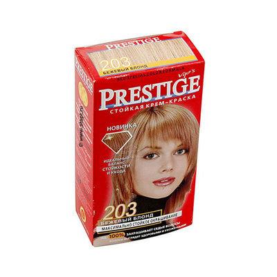 Крем-краска для волос Бежево- русый Prestige Vip's Роза Импекс 100 ml