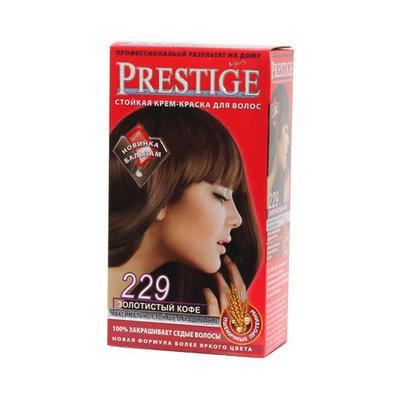 Крем-краска для волос Золотистый Кофе Vip's Prestige Роза Импекс 100 ml