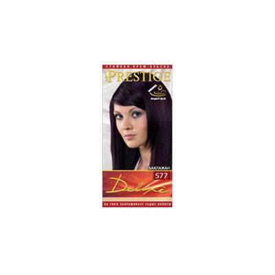 Крем- краска для волос Баклажан Prestige Deluxe Роза Импекс 140 ml