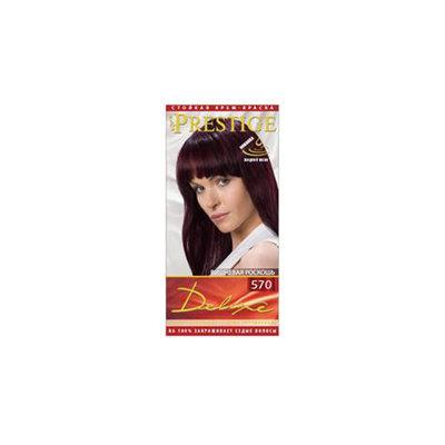 Крем- краска для волос Вишневая роскошь Prestige Deluxe Роза Импекс 140 ml