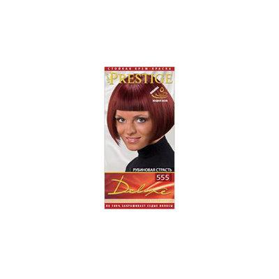 Крем- краска для волос Рубиновая страсть Prestige Deluxe Роза Импекс 140 ml