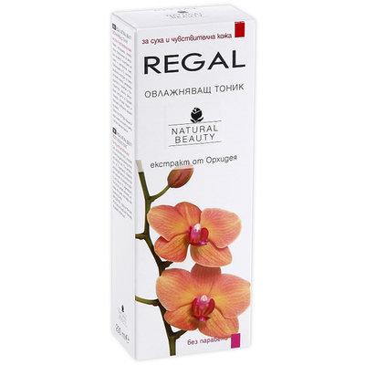 Тоник увлажняющий с экстрактом Орхидеи Regal Naturel Beauty Роза Импекс 200 ml