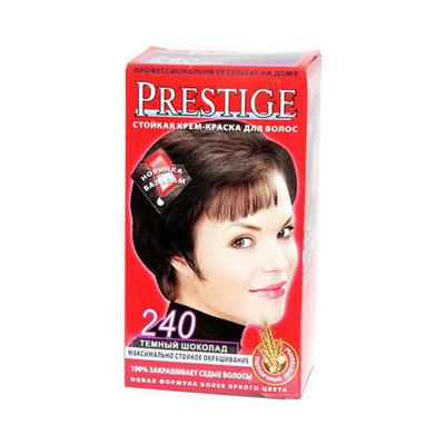 Крем-краска для волос Темный шоколад  Vip's Prestige Роза Импекс 100 ml