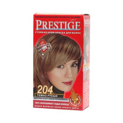 Крем-краска для волос Темно- русый Prestige Vip's Роза Импекс 100 ml