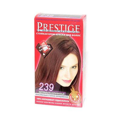Крем-краска для волос Натуральный коричневый  Vip's Prestige Роза Импекс 100 ml