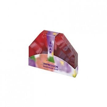 Натуральное мыло ручной работы (5 шт) Импрессия Роза Болгарии