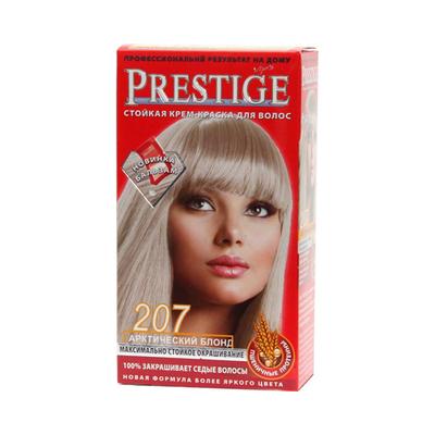 Крем-краска для волос Арктический блонд Vip's Prestige Роза Импекс 100 ml