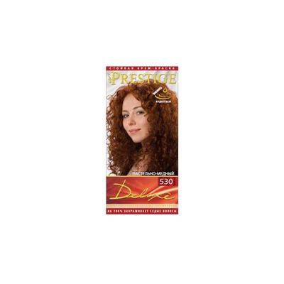 Крем- краска для волос Пастельно-медный Prestige Deluxe Роза Импекс 140 ml