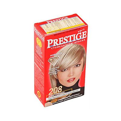 Крем-краска для волос Жемчужный Prestige Vip's Роза Импекс 100 ml