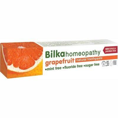 Паста зубная гомеопатическая с ароматом грейпфрута Билка 75 ml