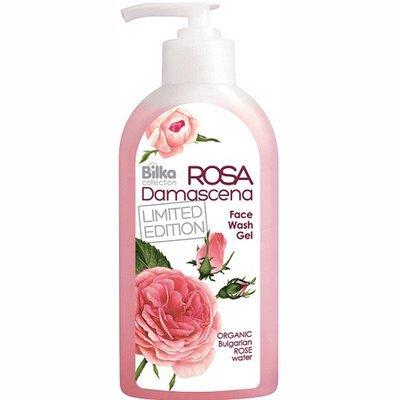 Гель для умывания лица Anti-Age Rosa Damascena Билка 200 ml