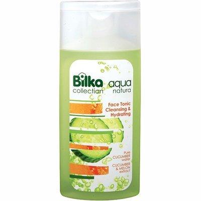 Тоник для лица гидратирующий AQUA Natura Билка 200 ml