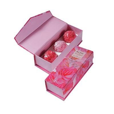 Подарочный набор мыла ручной работы Gift Set Роза Болгарии