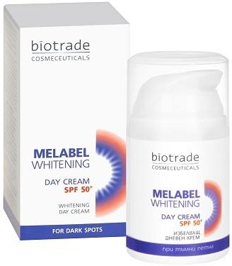 Крем Отбеливающий для кожи MELABEL WHITENING Биотрейд 30 ml