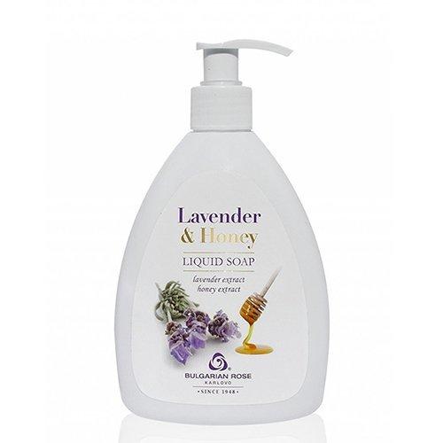 Жидкое мыло Lavander & Honey  Болгарская Роза Карлово 290 ml